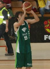 Miguel Ortega Unicaja Junior