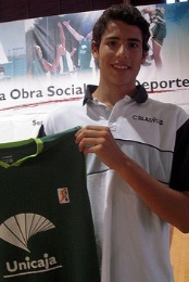 Alex Abrines Unicaja