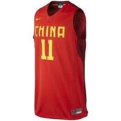 Camiseta China Yi Jianlian