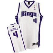 Camiseta Chris Webber