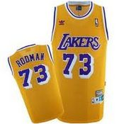 Camiseta Dennis Rodman Los Angeles Lakers