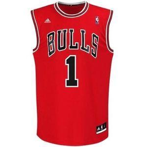 10 camisetas Chicago Bulls baratas  cdeae58a28f