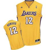 Camiseta Dwight Howard Los Angeles Lakers