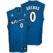 Camiseta Gilbert Arenas Washington Wizards