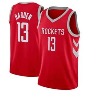 Camiseta James Harden Houston Rockets