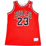 Camiseta Michael Jordan Chicago Bulls