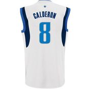 Camiseta José Manuel Calderón Dallas Mavericks