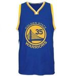 Kevin Durant Icon Edition Authentic Golden State Warriors (disponibilidad en varias tallas)