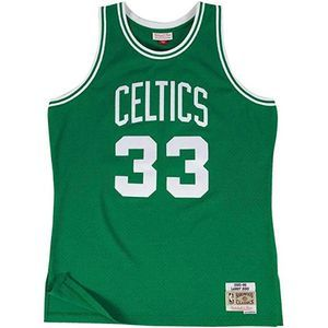 Camiseta Larry Bird Boston Celtics