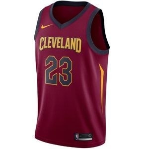 LeBron James Icon Edition Swingman Jersey (Cleveland Cavaliers)