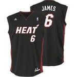 Camiseta Lebron James Miami Heat