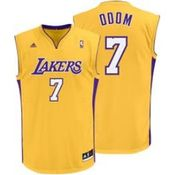 Camiseta Lamar Odom Los Angeles Lakers