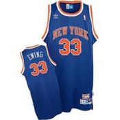 Camiseta Patrick Ewing New York Knicks