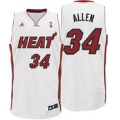 Camiseta Ray Allen Miami Heat