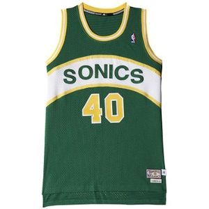 Camiseta Shawn Kemp Seattle Supersonics