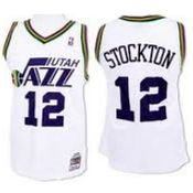 Camiseta John Stockton Utah Jazz