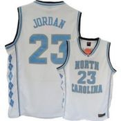 Camiseta Michael Jordan North Carolina