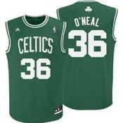 Camiseta Shaquille O'Neal Boston Celtics