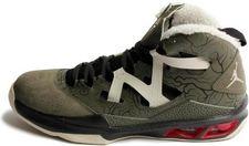 Nike - JORDAN MELO M9 - Coleur: Negro-Rojo - Taille: 42.5 N9I8e3U9G