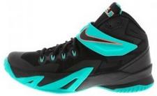 Nike Zapatillas Zoom Soldier VIII INT Morado/Plata EU 46 (US 12) SYdBp3y